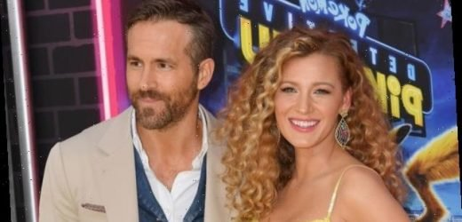 Blake Lively and Ryan Reynolds Cuddled Up for a Dinner Date Selfie Last Night