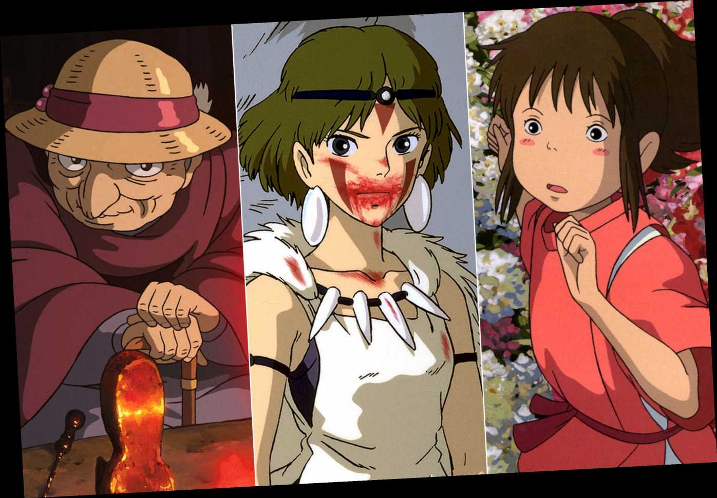 HBO Max will have all Studio Ghibli films including Spirited Away