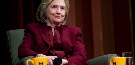 Run, Hillary, run and other commentary