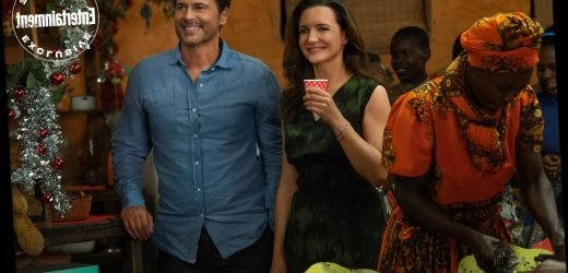 First look at Netflix's Holiday in the Wild starring Kristin Davis, Rob Lowe
