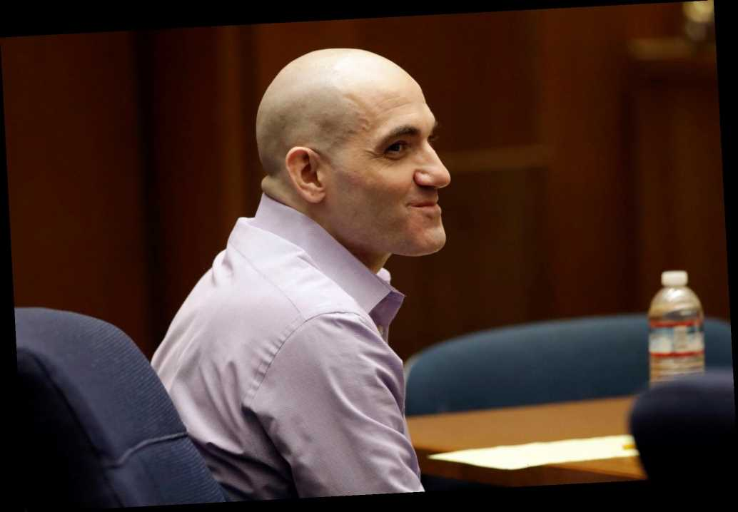 Jury recommends death penalty for 'Hollywood Ripper' Michael Gargiulo