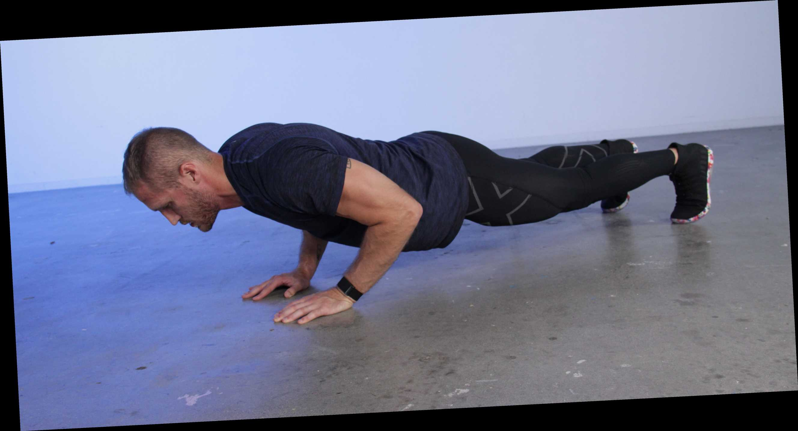 Fix Your Close-Grip Pushups With One Adjustment