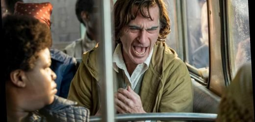 Joaquin Phoenix's 'Joker' laugh spawns celebrity meme mania