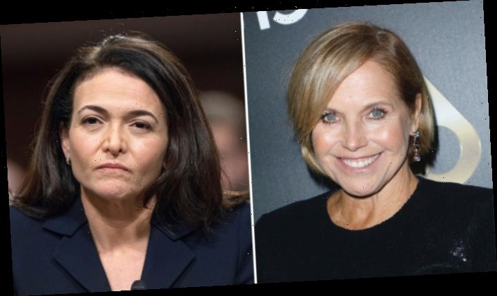 Katie Couric Steamrolls Sheryl Sandberg in Roving Vanity Fair Summit Interview