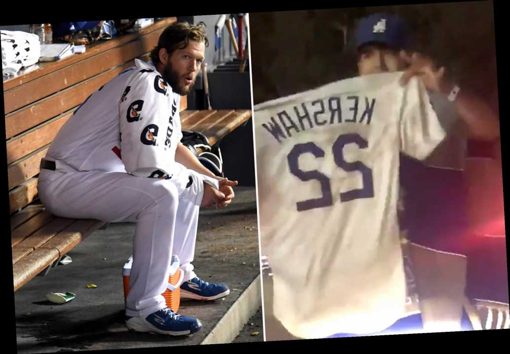 How Dodgers fans took out Clayton Kershaw rage in parking lot