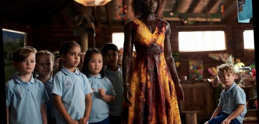 Lupita Nyong'o is the only good part about 'Little Monsters'