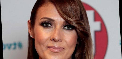 How old is Kym Marsh is she married?