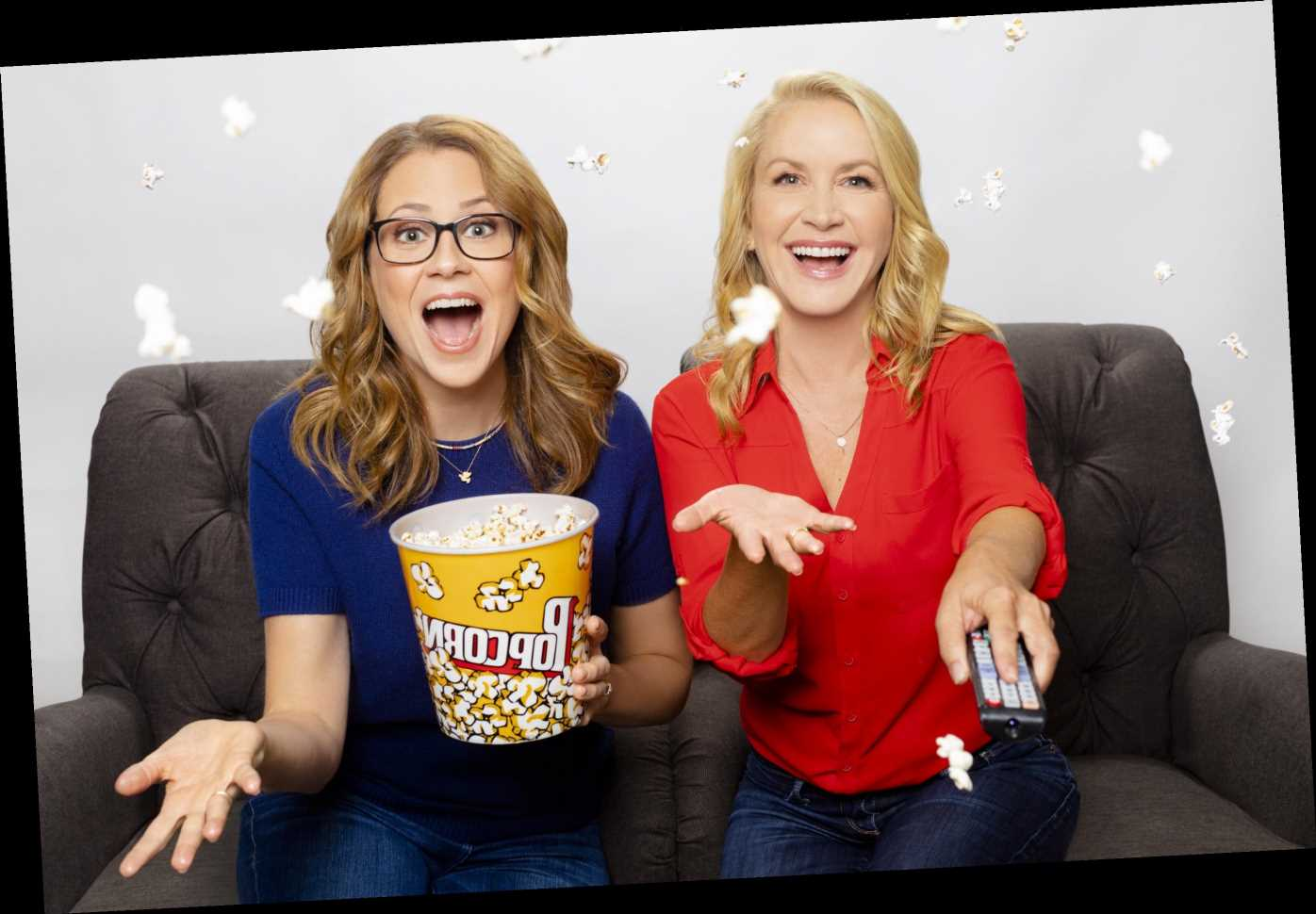 The Office: Jenna Fischer, Angela Kinsey on Office Ladies podcast