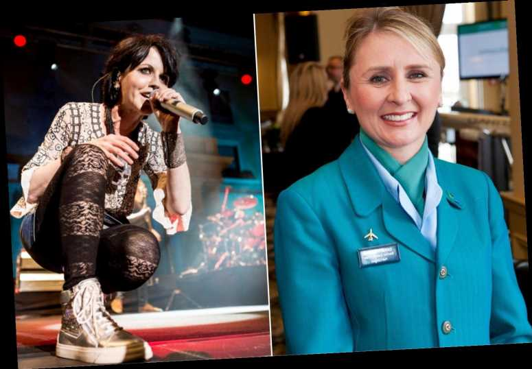 Flight attendant allegedly attacked by Dolores O'Riordan on Aer Lingus flight is suing deceased Cranberries star's estate, High Court hears
