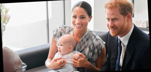 Duchess Meghan, Prince Harry, and Archie Fly Commercial to the U.K. After Africa Tour