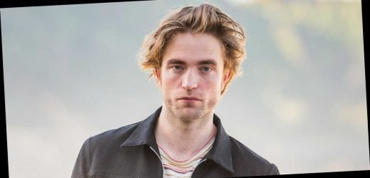 "Robert Pattinson Had a ""Ferocious"" Masturbation Scene in His New Movie, and He Just Broke It Down"