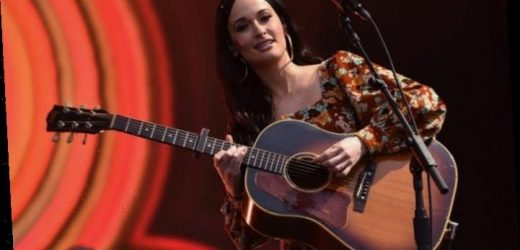Harry Styles is Kacey Musgraves' 'Space Cowboy' in Duet at Nashville Arena
