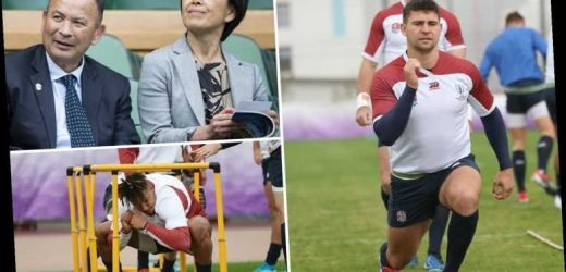 England boss Eddie Jones is sick of the New Zealand love-in – even his own wife is supporting the All Blacks – The Sun