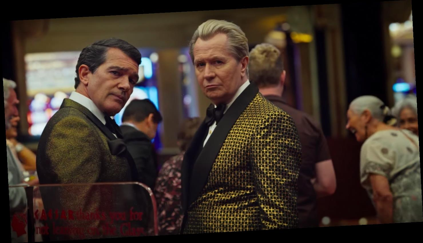 Trailer Round-Up: 'Fire in Paradise','Holiday in the Wild','The Man Without Gravity','Cold Brook','The Apollo','Atypical', 'The Laundromat'