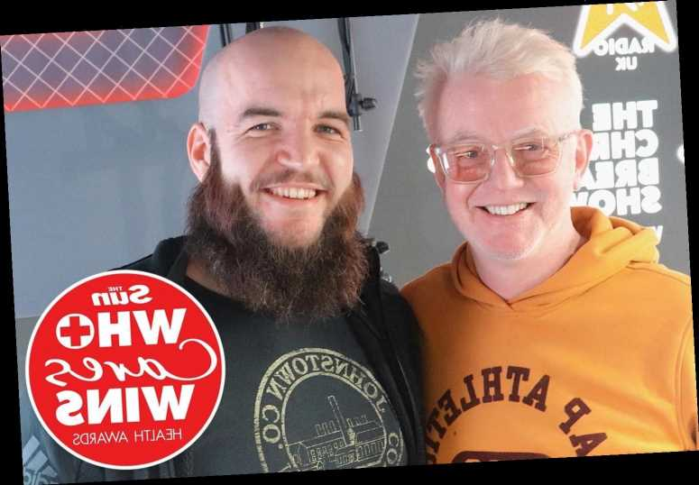 Chris Evans stuns Who Cares Wins finalist by inviting him on air and donating £25,0000 to his charity – The Sun