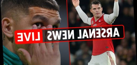 4pm Arsenal news LIVE: Liverpool build up, Torreira 'reduced to tears' by Xhaka boos, Emery could make Ozil captain – The Sun