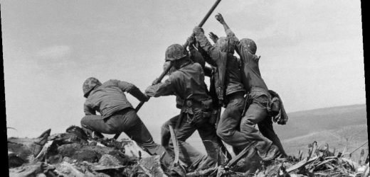 Marines correct identity of another member raising flag in iconic Iwo Jima photo