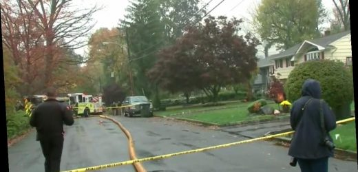 New Jersey small plane crash leaves pilot dead