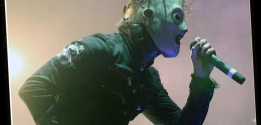 Slipknot's Corey Taylor Gets Married To Cherry Bombs' Alicia Dove