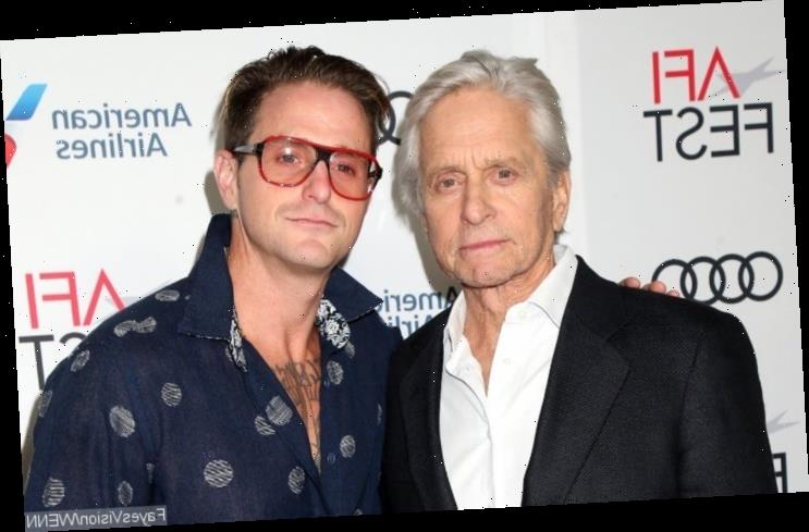 Michael Douglas Admits Fear of Losing Son During Battle With Drug Addiction