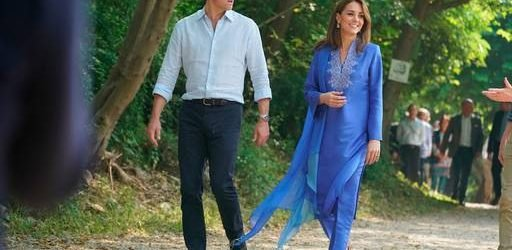 Kate Middleton echoes Princess Diana with subtle style choices in royal tour of Pakistan