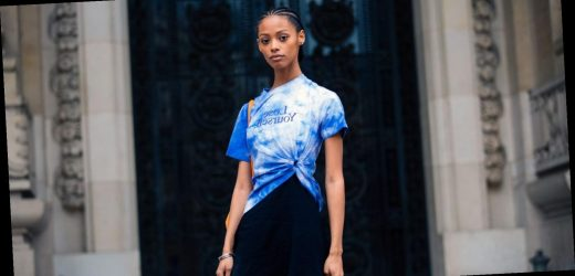 Model Londone Myers talks racism at fashion week, bad eyebrows and living forever