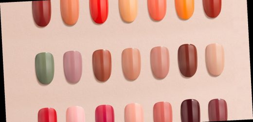 Gradient nails are the ultimate winter nail trend – here's how to DIY