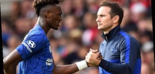 Chelsea: Frank Lampard says he 'did not speak about racism enough'