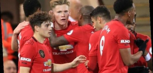 Man Utd beat Norwich 3-1 to end bad away run in Premier League