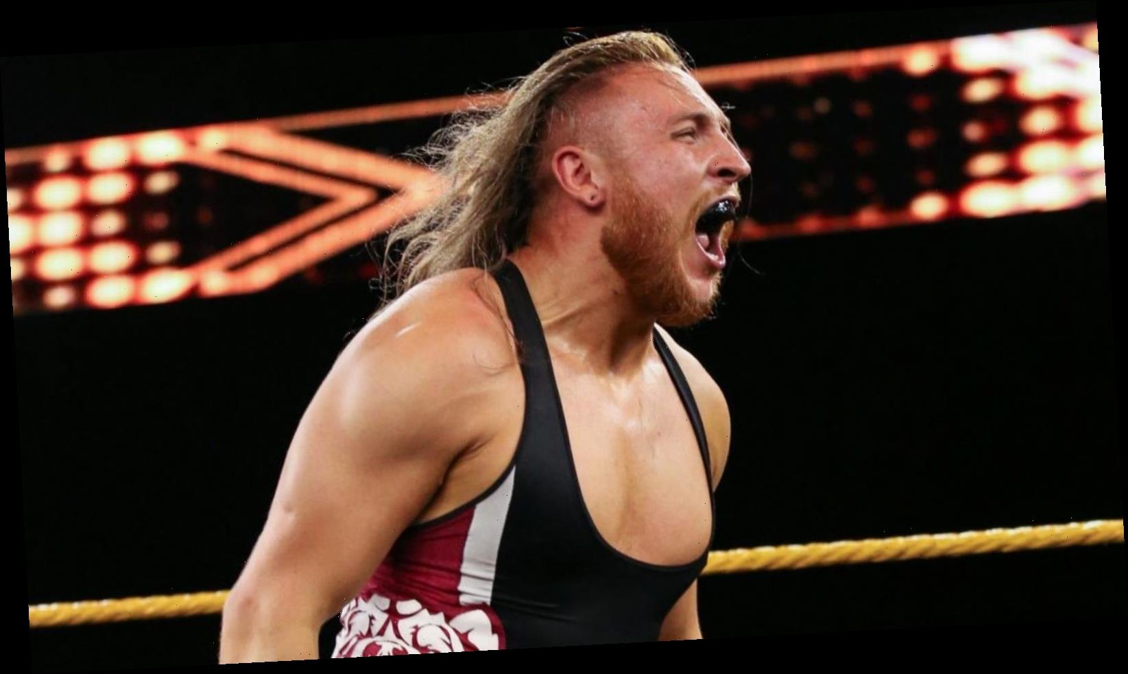 Pete Dunne: From Coventry to Florida for WWE's British Bruiserweight