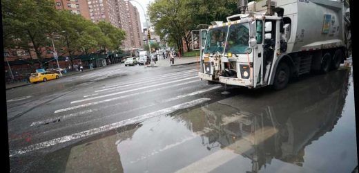 State lawmakers tackle trash trucks stinking up NYC streets