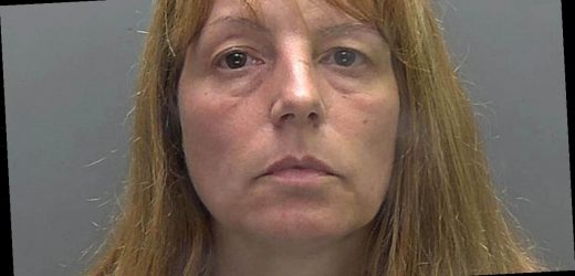 Wife and lover who had fantasies of having sex in dead husband's blood jailed