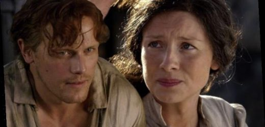 Outlander season 5: Jamie Fraser star sends fans into frenzy with teaser 'Time is flying'
