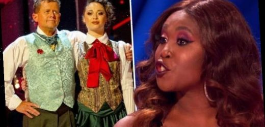 Mike Bushell: 'I got distracted' Strictly star blames Motsi Mabuse for mistake in dance