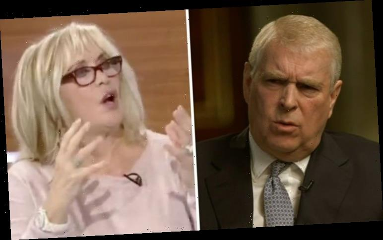'Toxic to the royals' Carole Malone lashes out at 'useless' Prince Andrew in furious rant