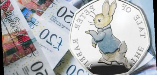 eBay: 'World Rarest' Peter Rabbit commemorative coin listed on auction for £1,500