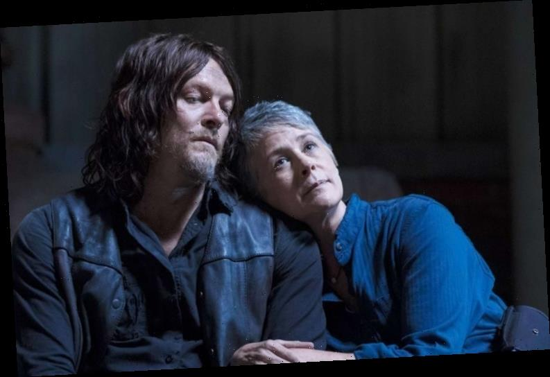 The Walking Dead show boss reveals heart-breaking reason Daryl has never been in a relationship – The Sun
