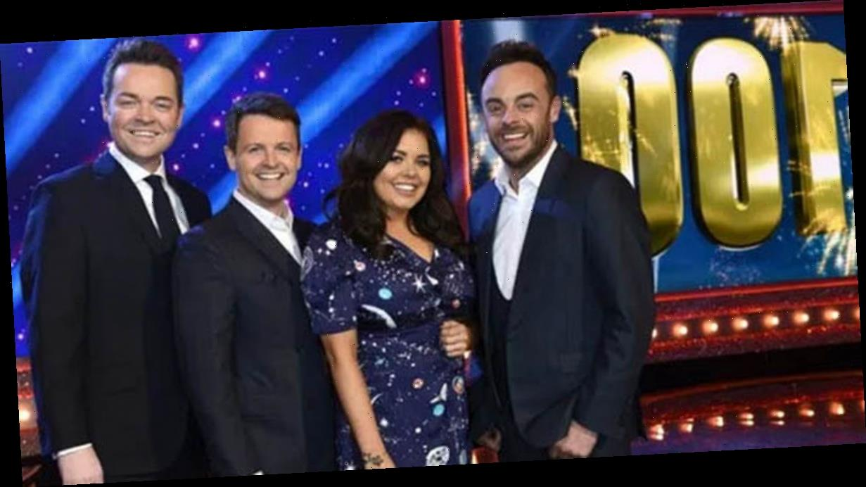 Scarlett Moffatt axed from Ant and Dec's Saturday Night Takeaway