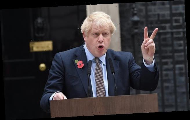 Boris Johnson urges voters to help him 'honour the referendum'