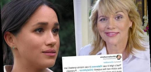 Samantha Markle complains that she is a victim of cyber bullying