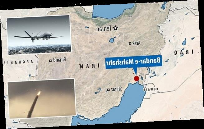 Iran shoots down 'foreign' drone over southern port city of Mahshahr