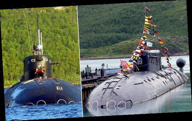 Russian nuclear submarines stage 'underwater duels'