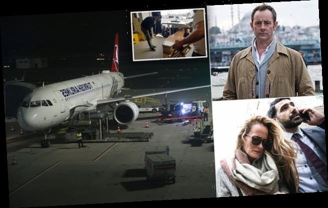 Body of James Le Mesurier at Istanbul airport to be repatriated to UK