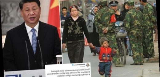 Chinese documents prove government's 'genocide' plans, claim Uighurs