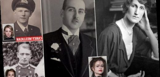 Grandparents of celebrities who gambled their lives to defy Nazis