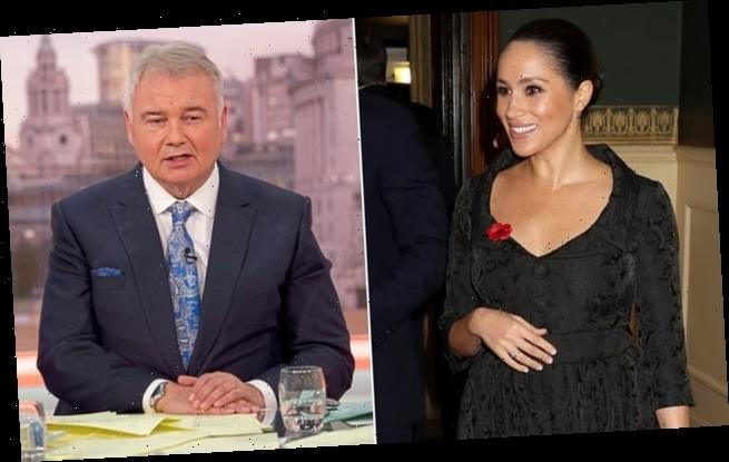 Eamonn Holmes in race storm as ITV reprimands presenter