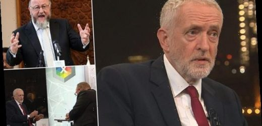 Chief Rabbi is WRONG about Labour anti-Semitism, says Jeremy Corbyn