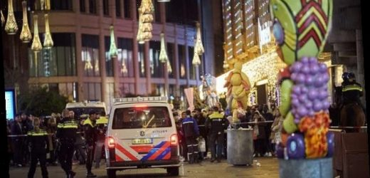 Three people are wounded in stabbing on shopping street in The Hague