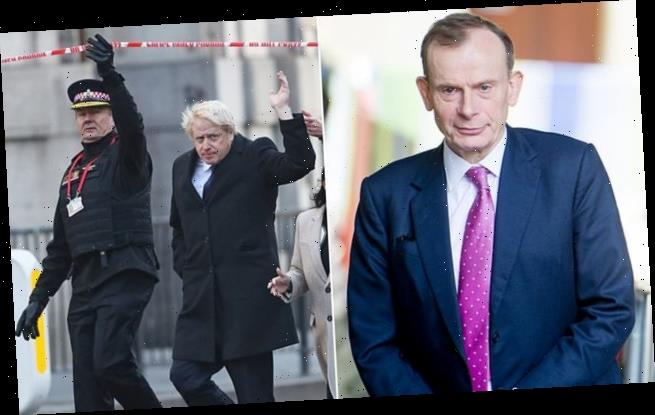 BBC says Boris Johnson WILL be interviewed on the Andrew Marr Show