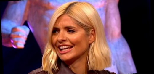 This Morning's Holly Willoughby admits to tasting own breast milk on Celeb Juice